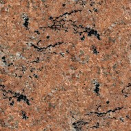 Marron Fantasy Granite