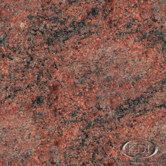 Multi Color Rosso Granite