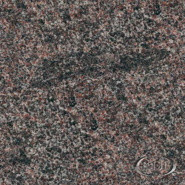 Multicolor Purple Granite