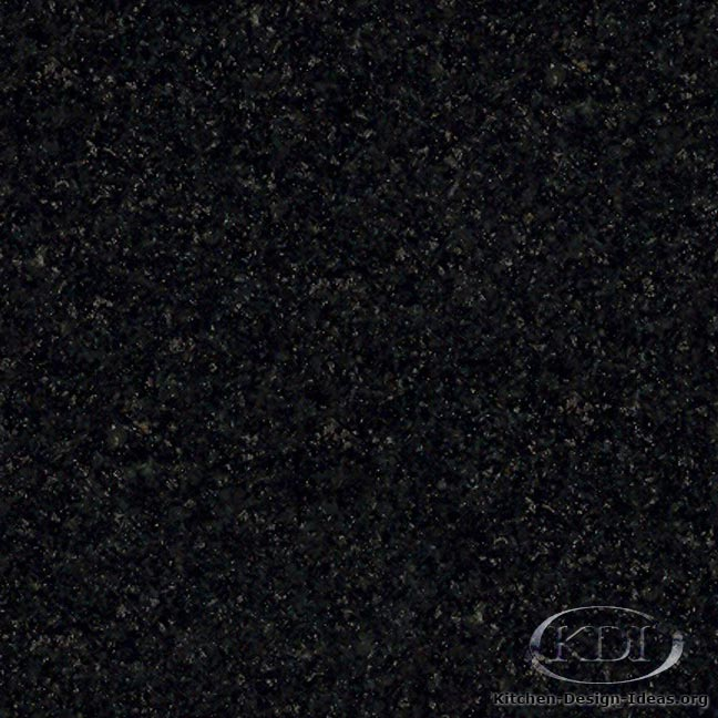 Color trends 2017 home - Nero Assoluto Belfast Granite Kitchen Countertop Ideas