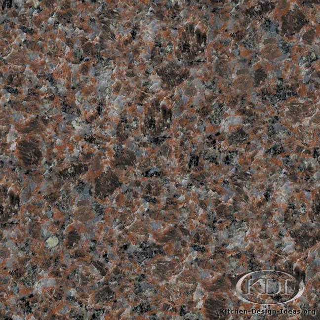 New Mahogany Granite. Kitchen Countertop ...