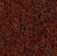 New Ruby Red Granite