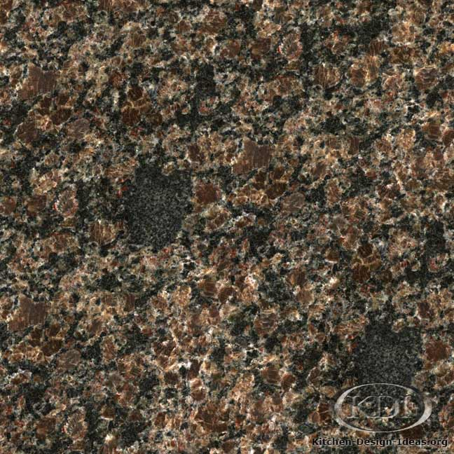Newton Brown Granite