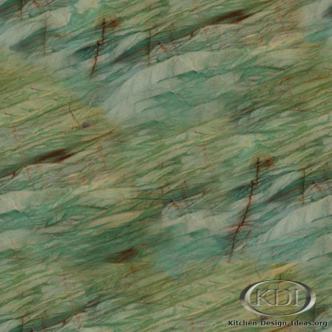 Green Granite Countertops : Niagara Green Granite - Kitchen Countertop Ideas