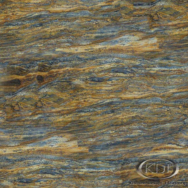 Granite countertop colors gold page 9 for Piedra granito para cocina