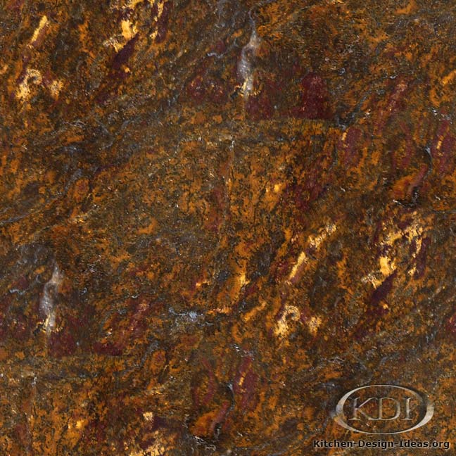 Granite Countertop Colors Red 03 on kitchen peninsula ideas