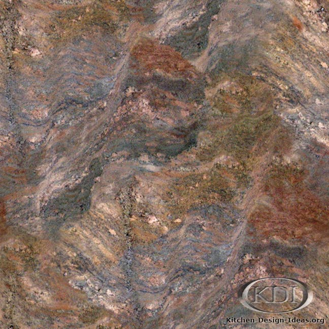 Oceanic Bordeaux Granite