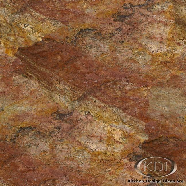 Oceanic Gold Granite