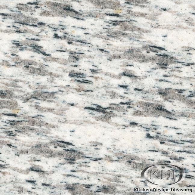 Olympic White Granite