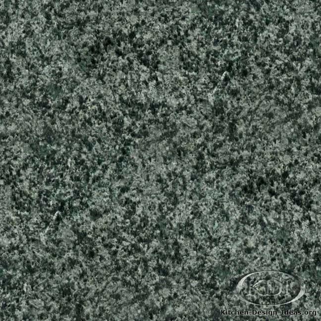 Green Granite Countertops : Padang Green Granite - Kitchen Countertop Ideas