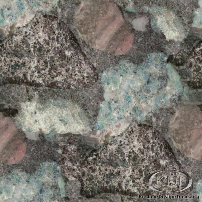 Palladium Blue Granite