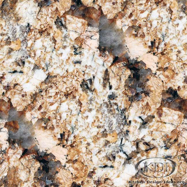 Paradise Gold Granite