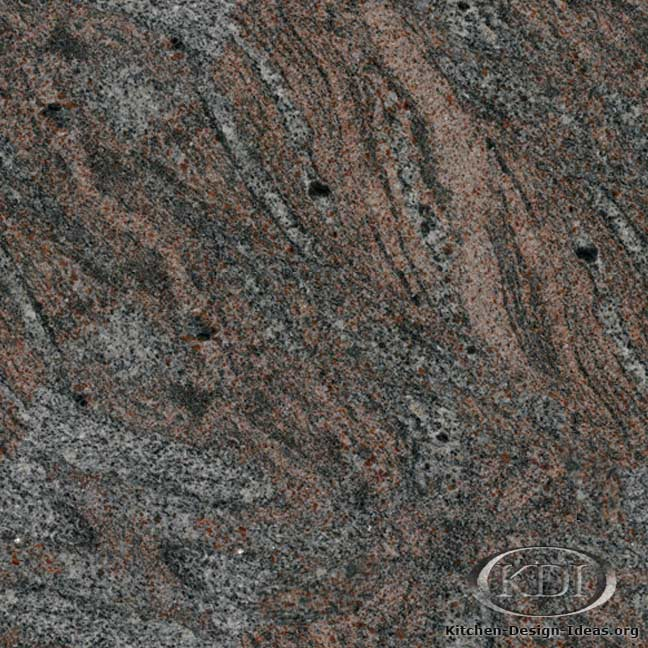 Dark Granite Countertops : Paradiso Dark Granite - Kitchen Countertop Ideas