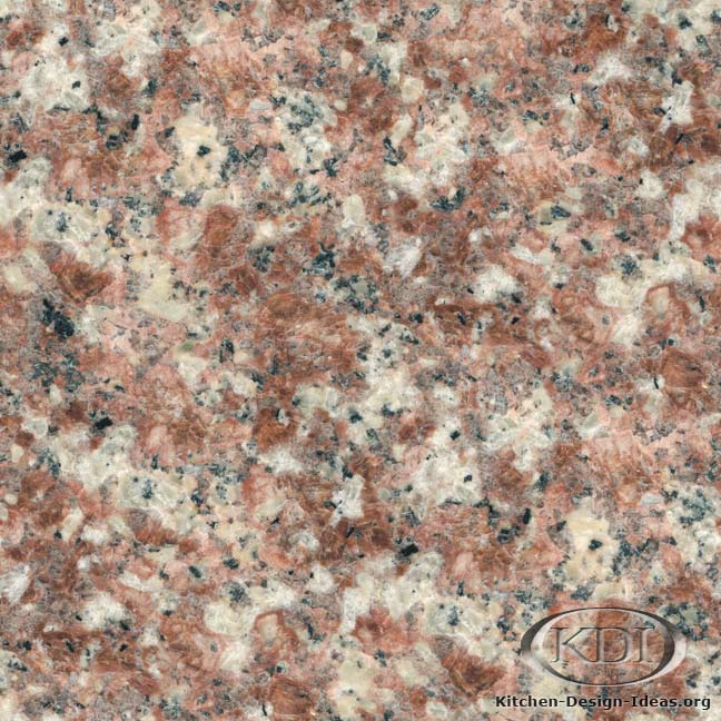 Peach Blossom Granite