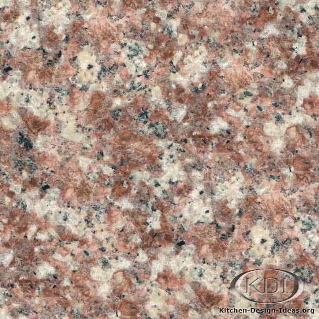 Peach Blossom Granite