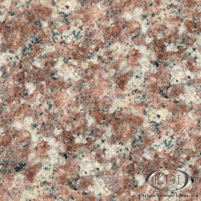 Peach Flower Granite