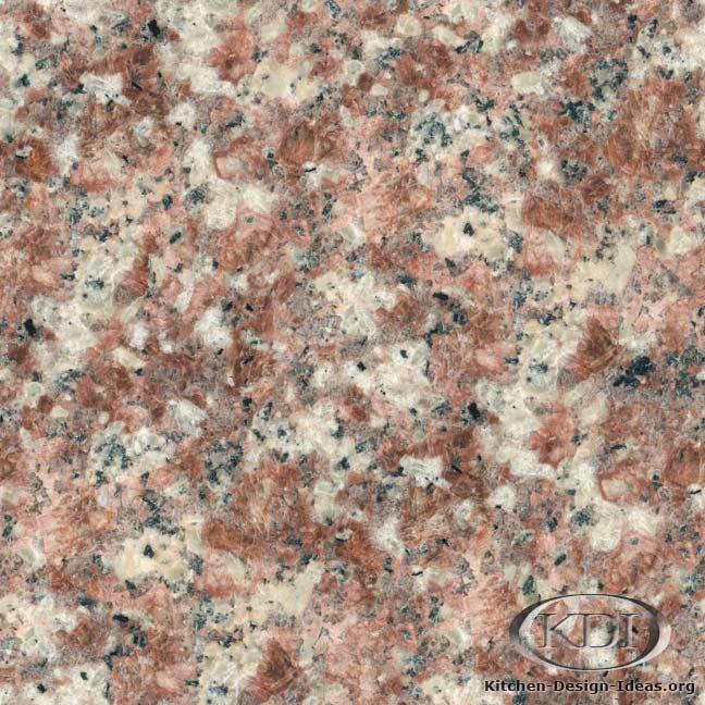 Peach Red Granite