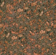 Peacock Red Granite