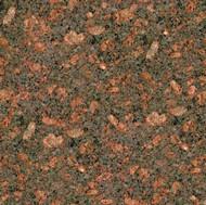 Peacock Red Granite