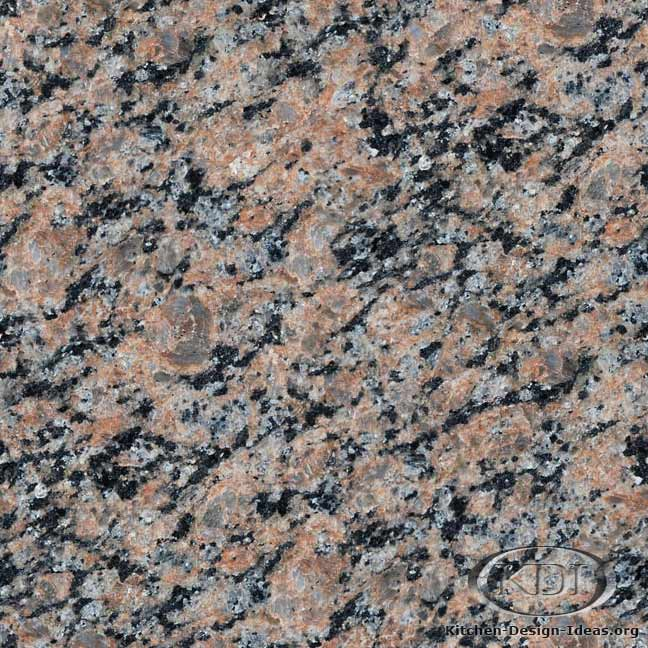 Polychrome Granite