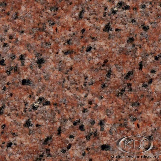 Qilu Red Granite