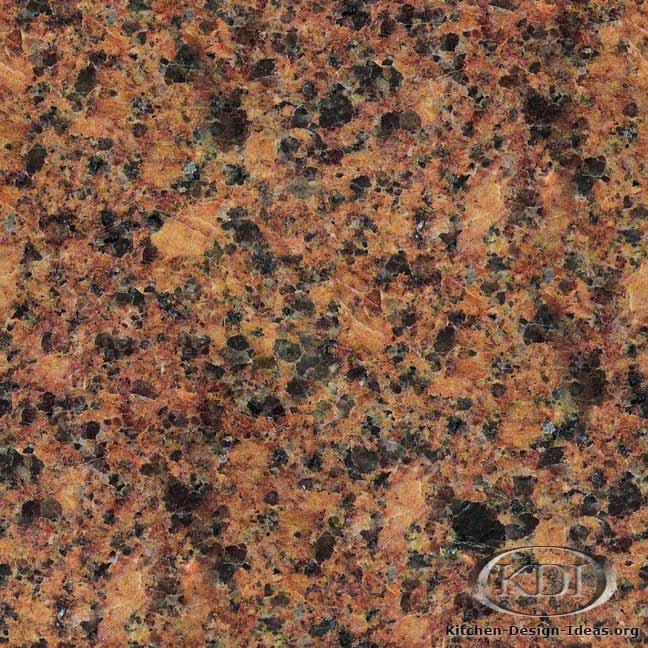 Missouri Red Granite : Granite colors red