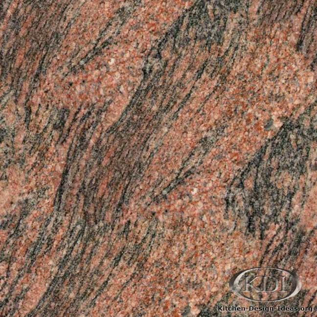 Red Tiger Granite