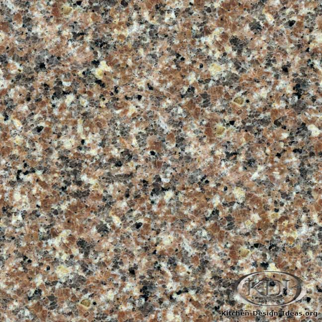 Red Zhangpu Granite