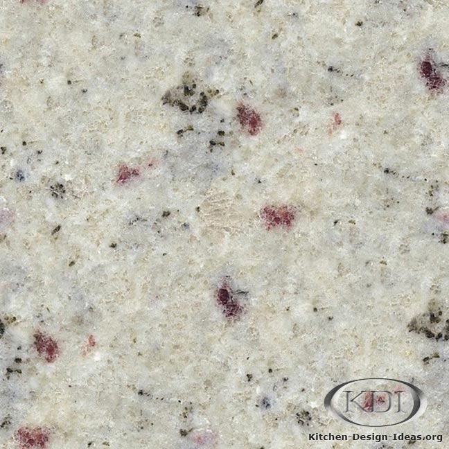 Regina White Granite Kitchen Countertop Ideas
