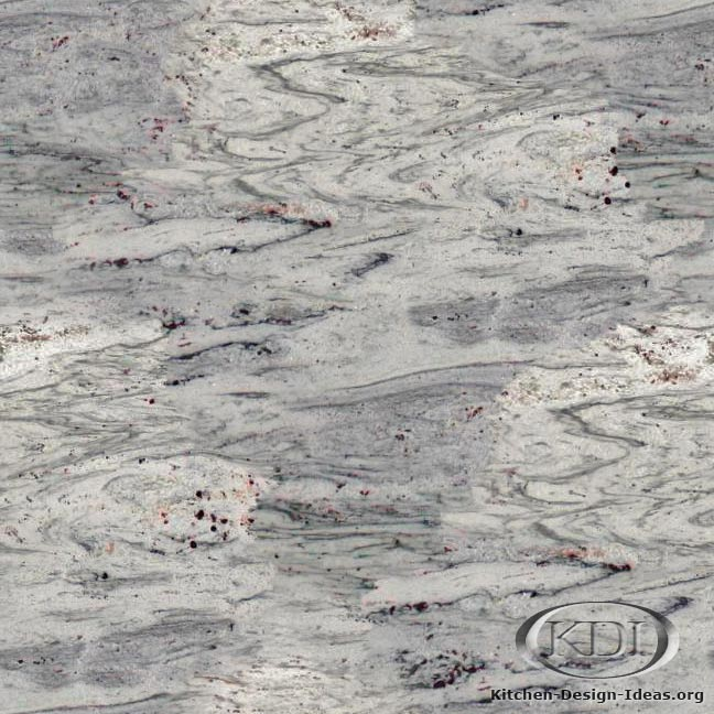 River Valley White Granite