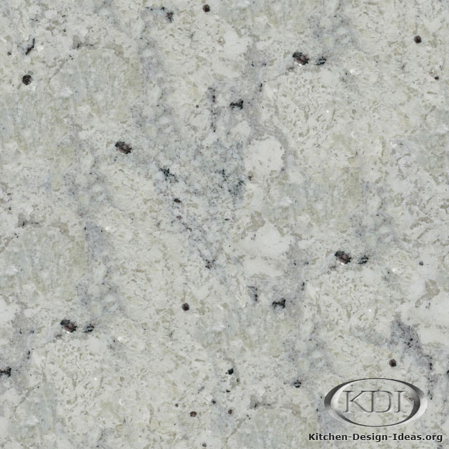 Roman White Granite - Kitchen Countertop Ideas