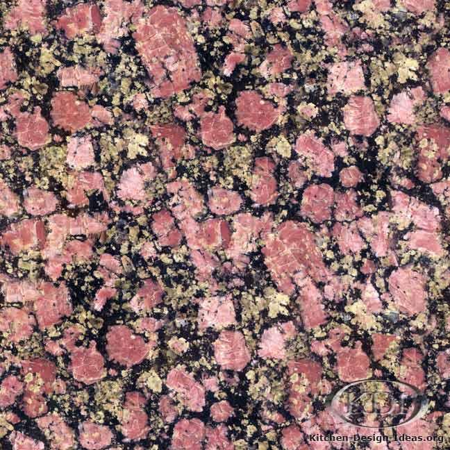 Rose Garden Granite