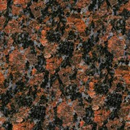 Ruby Blue Granite