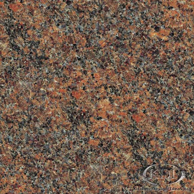 Rustic Mahogany Granite