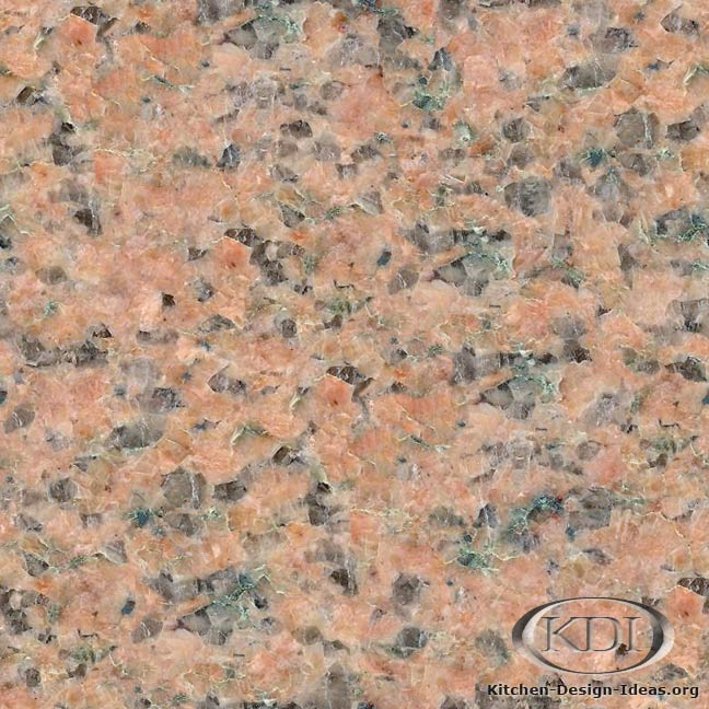 Salisbury Pink Granite Kitchen Countertop Ideas