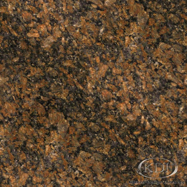 Santa Fe Brown Granite
