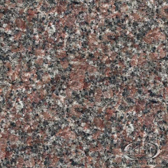 Santa Red Granite