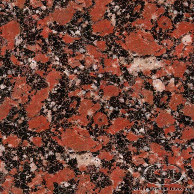 South African Red Granite Kitchen Countertop Ideas : santiago red granite from www.kitchen-design-ideas.org size 648 x 648 jpeg 92kB