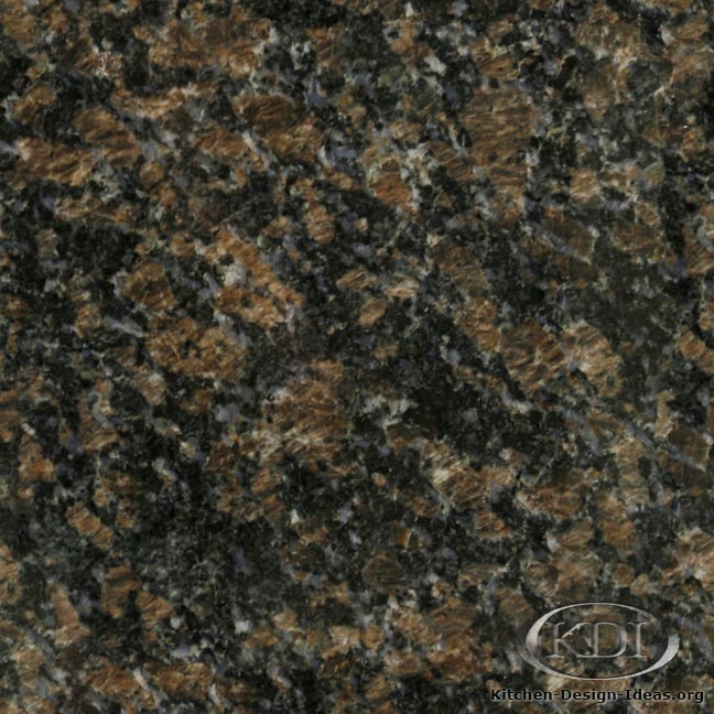 granite kitchen ideas countertop brown sapphire