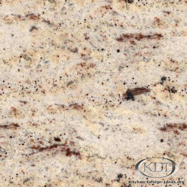 Granite countertop colors beige page 4 for Cream colored granite countertops