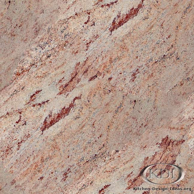 shivakashi pink granite kitchen countertop ideas