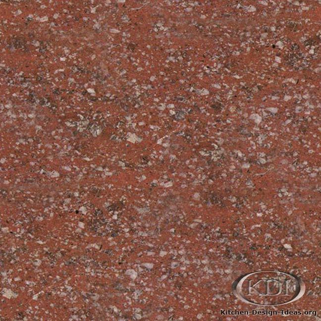 Red Granite Colors : Granite countertop colors red page