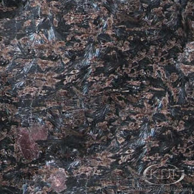 Silhouette Black Granite