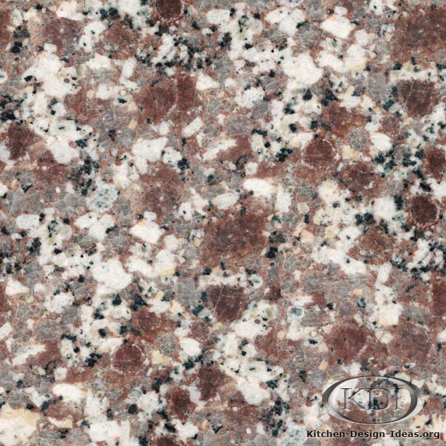 Snow Plum Granite