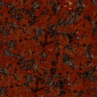 St Johns Red Granite