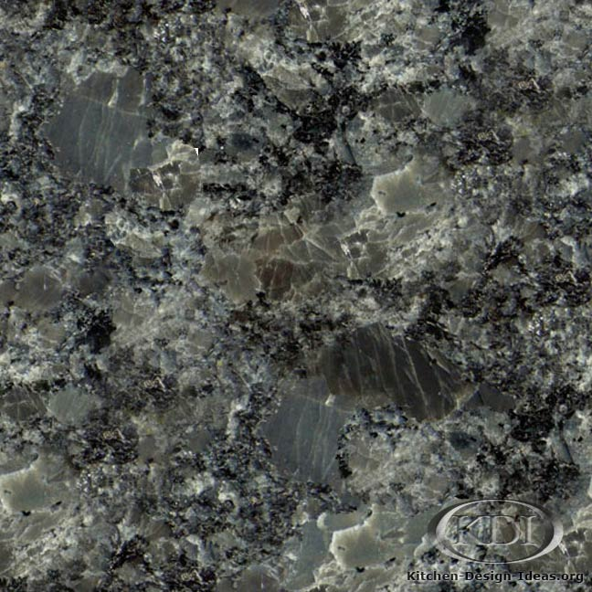 Steel Grey Granite - Kitchen Countertop Ideas