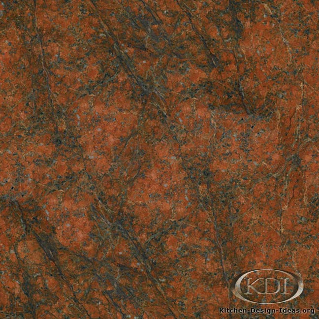 Sunset Red Granite Brazil