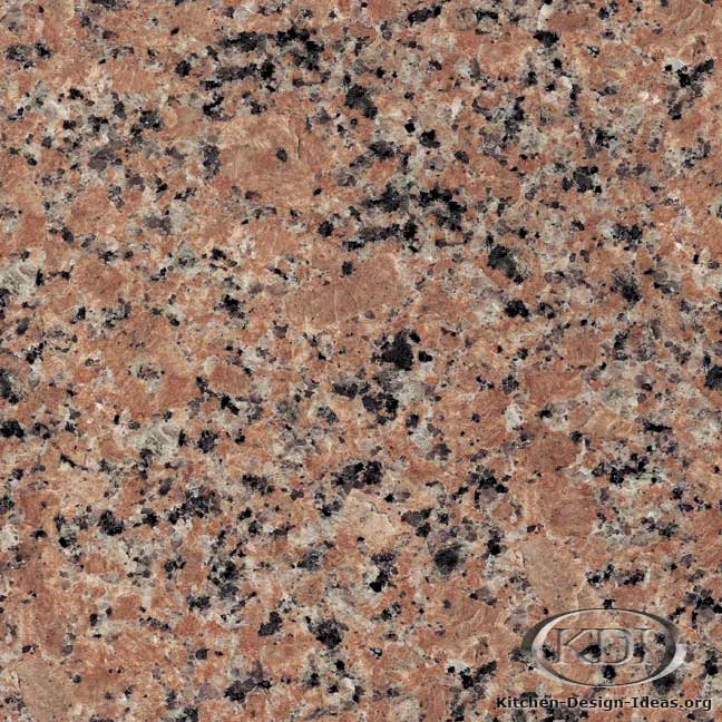 Sunset Red Granite : Sunset red granite usa kitchen countertop ideas