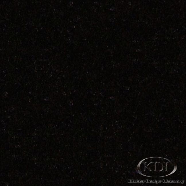 Swedish Ebony Black Granite
