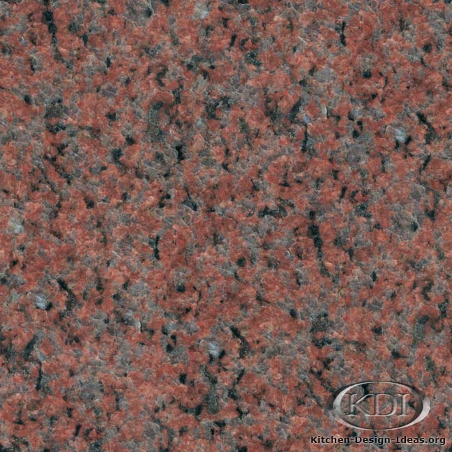 Three Gorges Red Granite